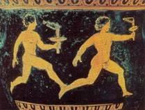 Vase antique - Bacchylide de Céos